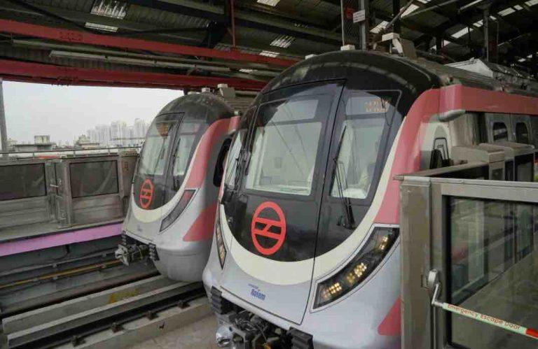 Delhi Metro Rail Details