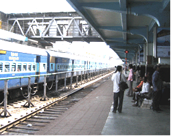 INTEGRATED SECURITY SYSTEM FOR CHENNAI STATIONS