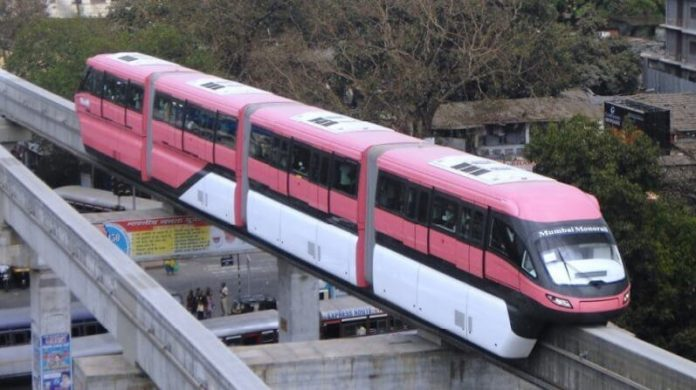 Mumbai Mono Rail
