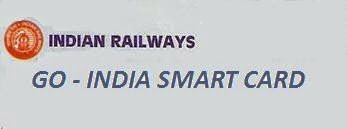 GO – INDIA SMART CARDS BY NORTHERN RAILWAY