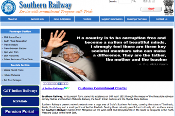 Southern Railway History