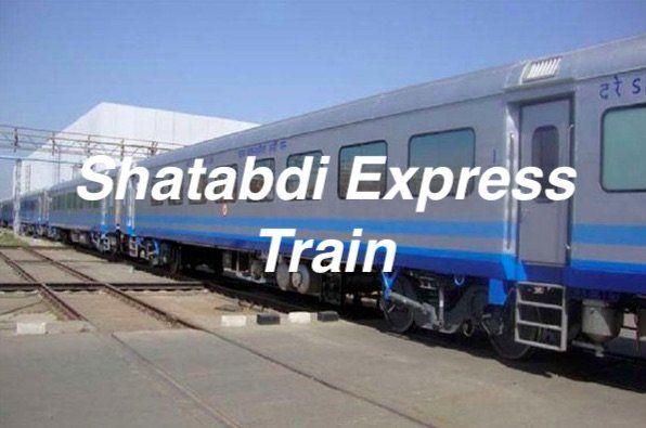 Shatabdi Express Trains