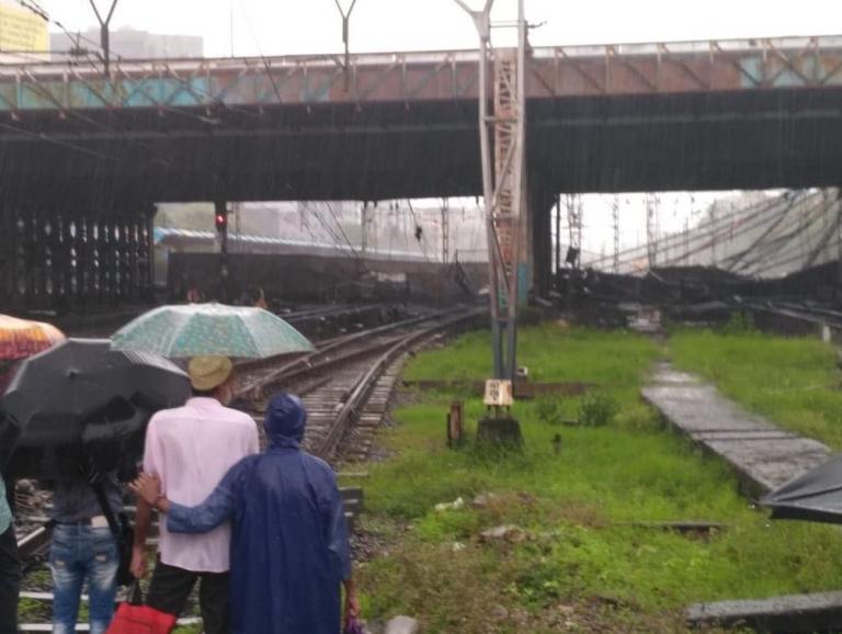 Major Train Blocks ( May 2021 )