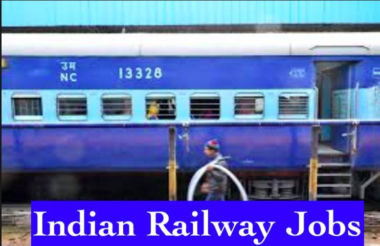 Indian Railway Jobs July 2020 List