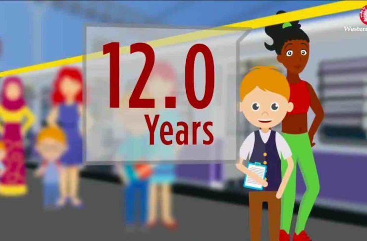 Child Fare Rule in Trains