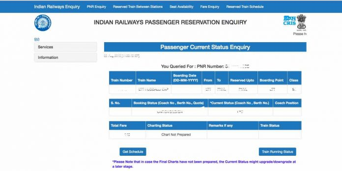 Change in Name and Change of Boarding Station of IRCTC Train Tickets