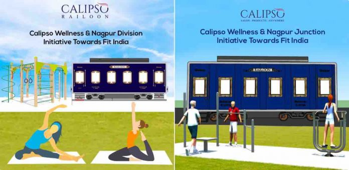 Fitness Center at Railway Stations