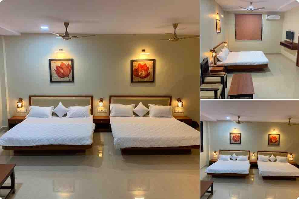Retiring Room at Ahmedabad