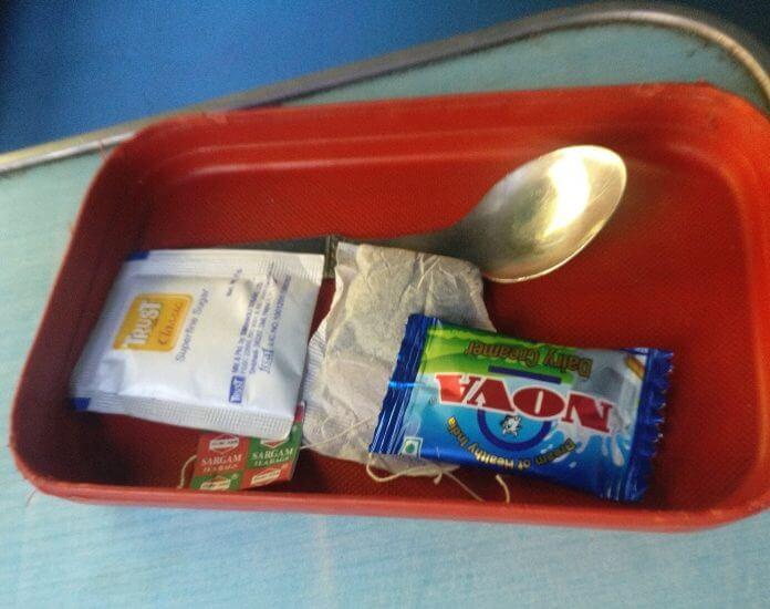 IRCTC Food On Train Menu Indian Railway
