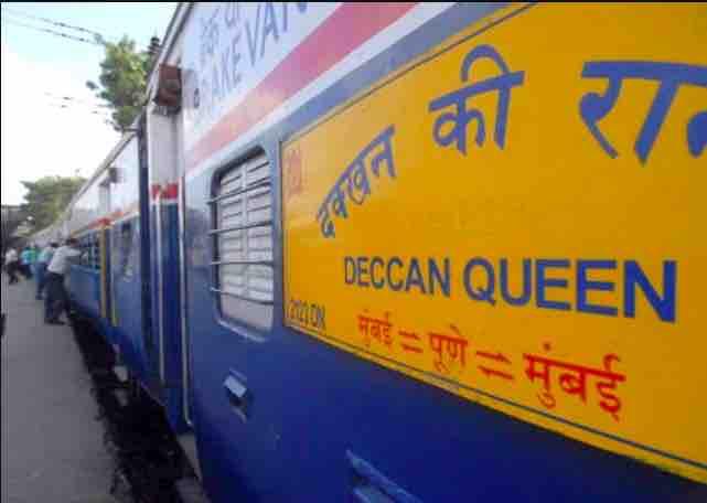 Deccan Queen Express