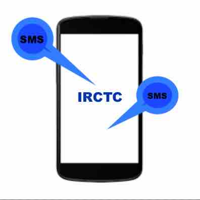 SMS Services by Indian Railway