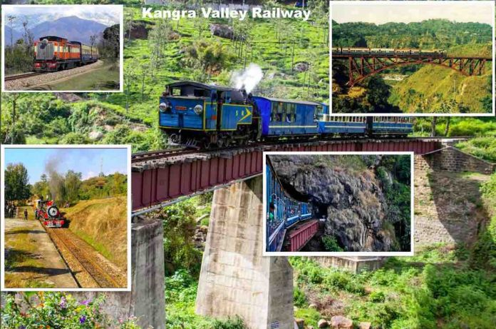 Kangra Valley Railway Details