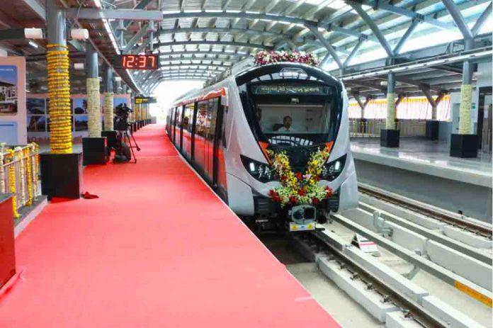 Ahmedabad Metro