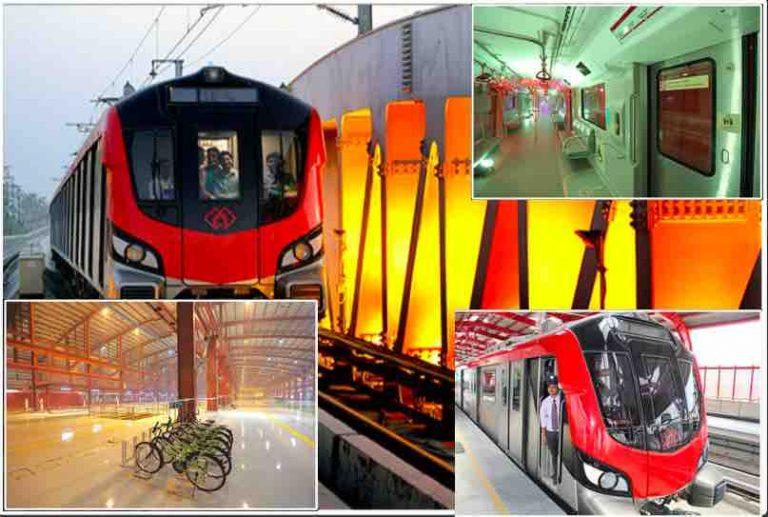 Lucknow Metro Rail / Uttar Pradesh Metro Rail