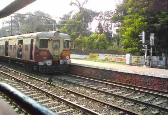 MUMBAI LOCAL TRAIN LATEST MAP